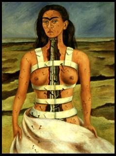 """Frida Kahlo """"Viva la Vida"""""""