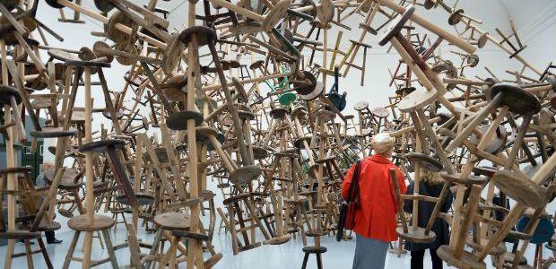 Ai-Weiwei, Padiglione Germania