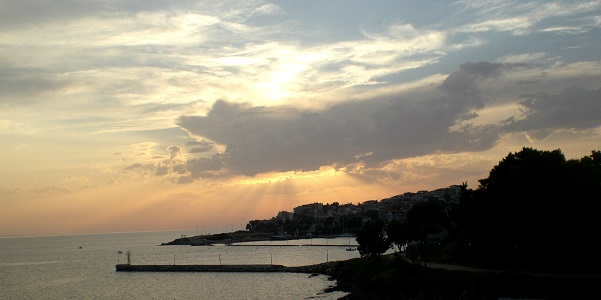 Nea Marmaras (versante ovest)