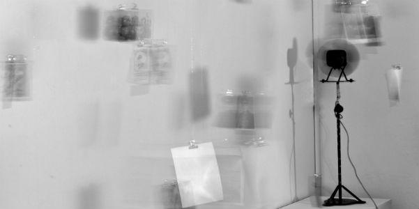 Vent blanc, Exhibition Galleria Arte Boccanera