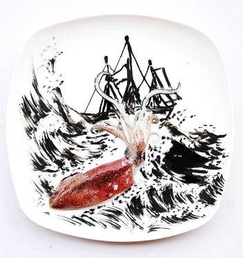Red-Hong-Yi-food-art-1