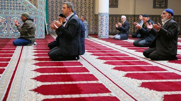 foto 2 La riforma austriaca, Moschea a Vienna