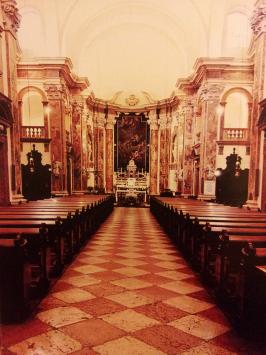 San Francesco 5 interno