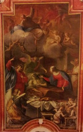 aSan Francesco 2 Transito di San Giuseppe, Mignocchi