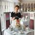 Sorseggiando un tè con Charles Rennie Mackintosh
