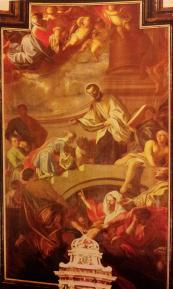 z 1 San Francesco Saverio che battezza la regina indiana Neachile, Pozzo-Mignocchi