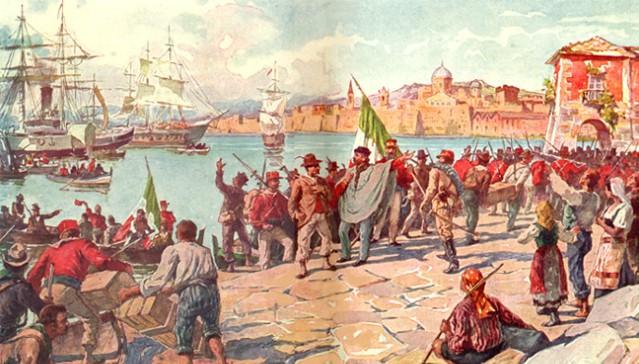 Il ceppo ungro-finnico dell'Unità d'Italia
