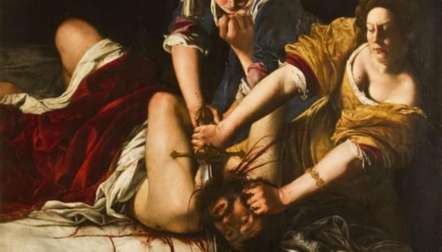 Artemisia: dal dolore all'arte