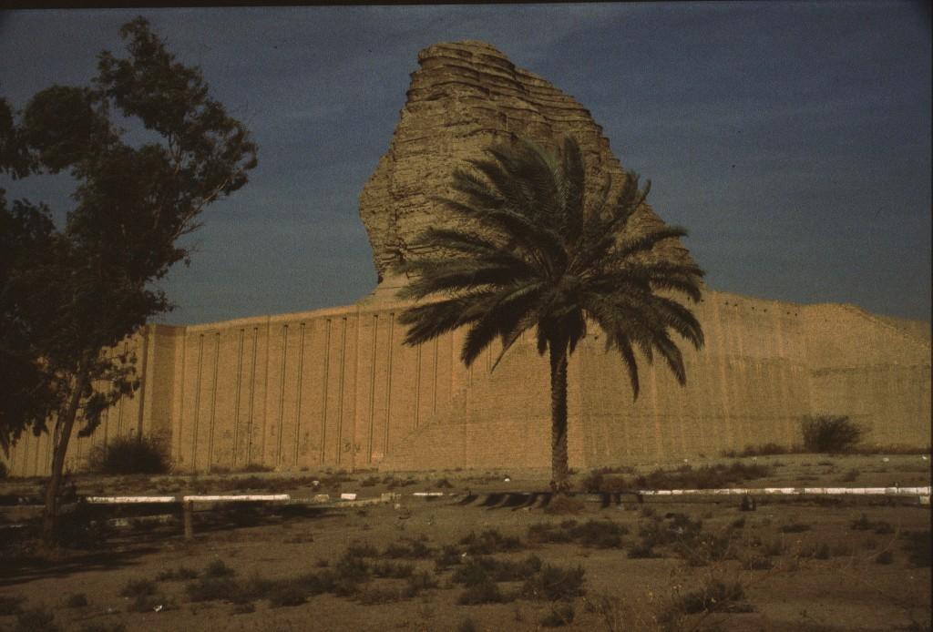 ZigguratPresso SitoBabilonia (1)