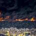Discariche in fiamme