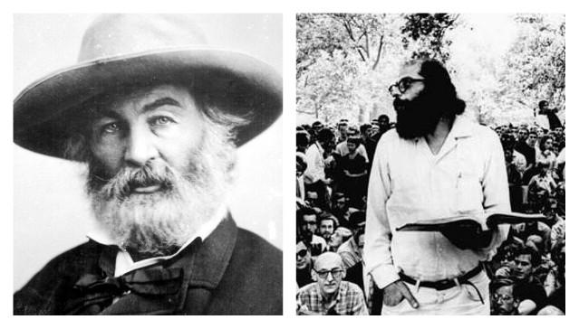 Walt Whitman e Allen Ginsberg: tra introspezione e democrazia