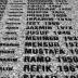20 anni dal massacro di Srebrenica: la pace sepolta sotto le pietre