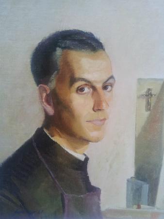 venzo Autoritratto 1946