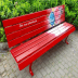 La memoria di una panchina rossa