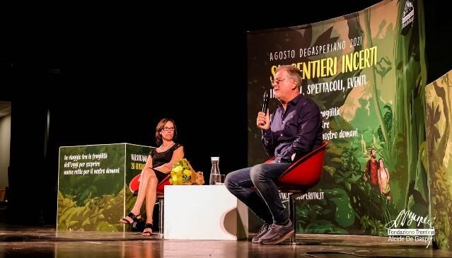 Una grande lezione di giustizia, intervista a Ilaria Cucchi e a Fabio Anselmo